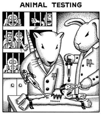 animal testing pros and cons mode